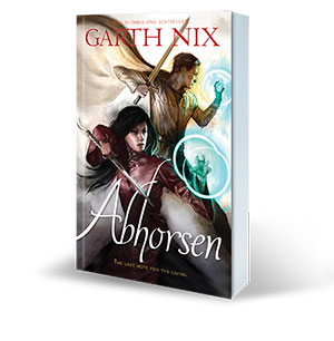 Abhorsen by Garth Nix - full cover